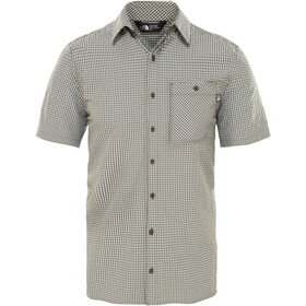 The North Face Hypress SS Shirt Men new taupe green